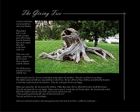 The story is told about a very special tree...who loved children.